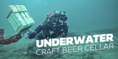Underwater Craft Beer Cellar #3